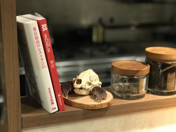 ミシュランガイド&東京最高のレストラン 2020